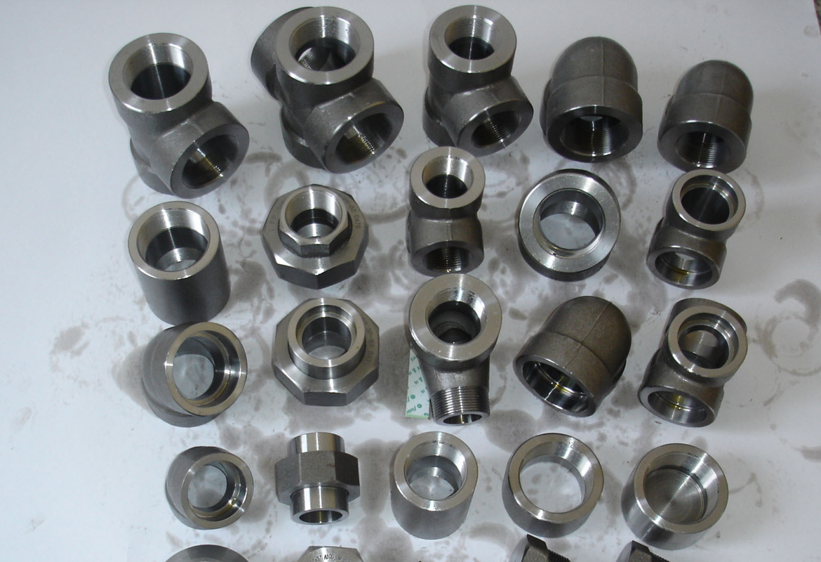 Aluminum Pipe Fittings Socket Weld Fittings Aluminum